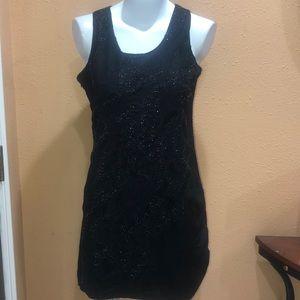 Miss me black dress